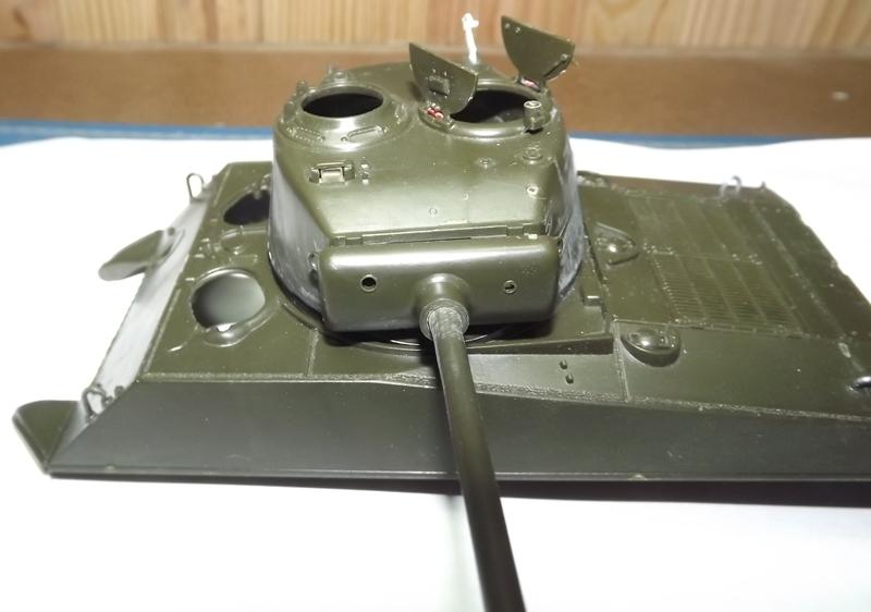 italeri  M4 A3 (76) Dscf7033