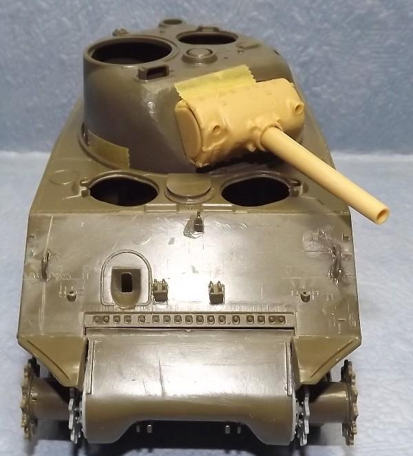 sherman M4 105mm [Italeri, 1/35] Dscf7333