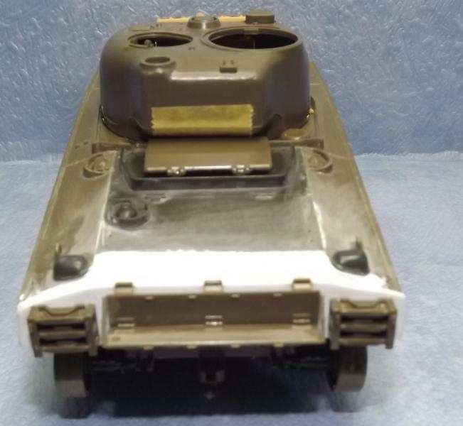 sherman M4 105mm [Italeri, 1/35] Dscf7410