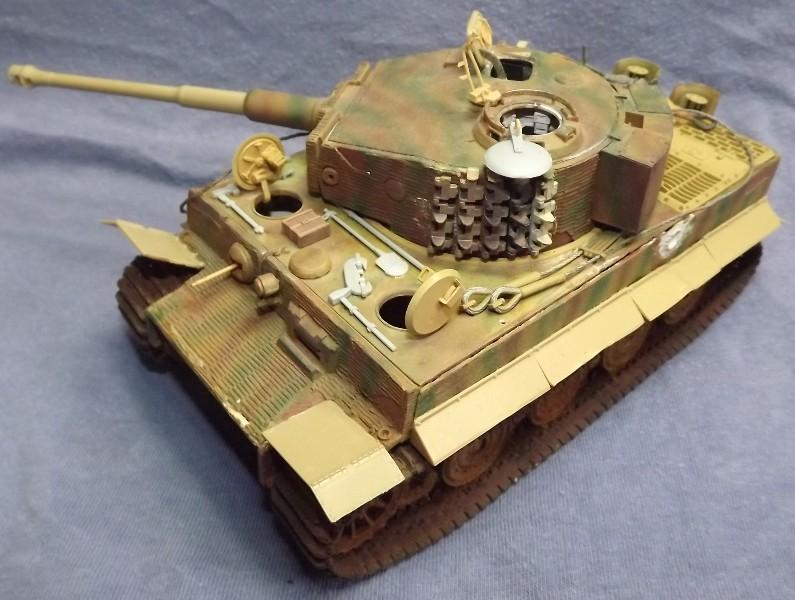 Tigre I tamiya avec intérieur tank workshop 1/35 Dscf7831