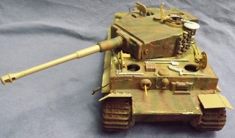 Tigre I tamiya avec intérieur tank workshop 1/35 Dscf7832