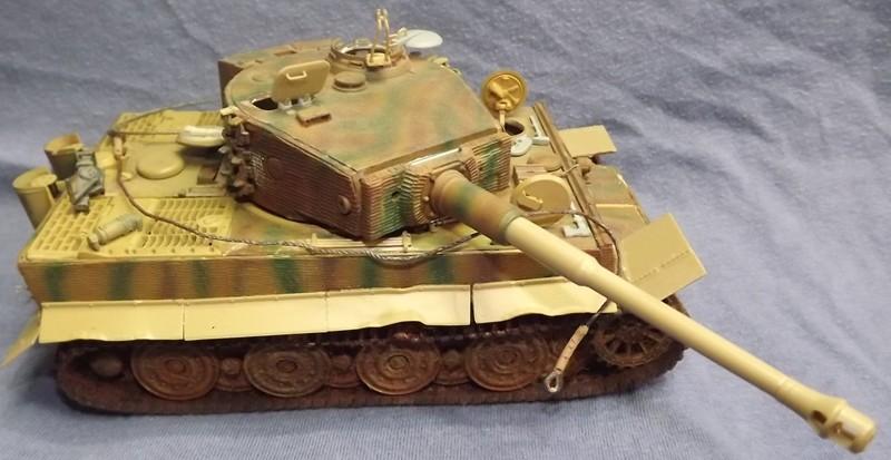 Tigre I tamiya avec intérieur tank workshop 1/35 Dscf7833