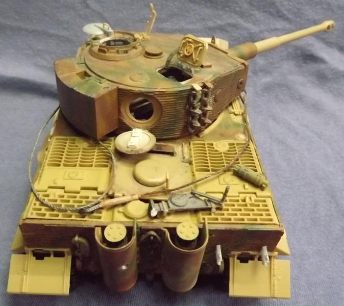 Tigre I tamiya avec intérieur tank workshop 1/35 Dscf7834