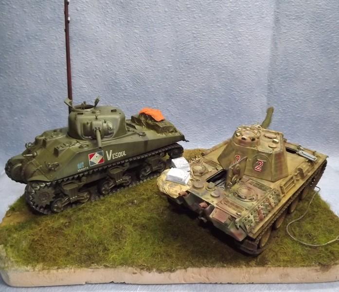 M4 A4 VESOUL  sur base MP models 1 DB ... - Page 3 Patine18