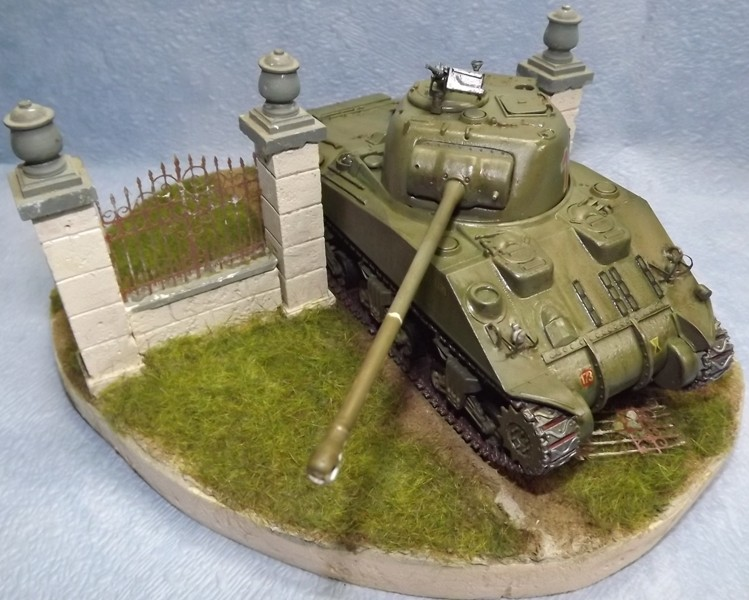 firefly VC dragon 1/35 Normandie 1944 Patine21