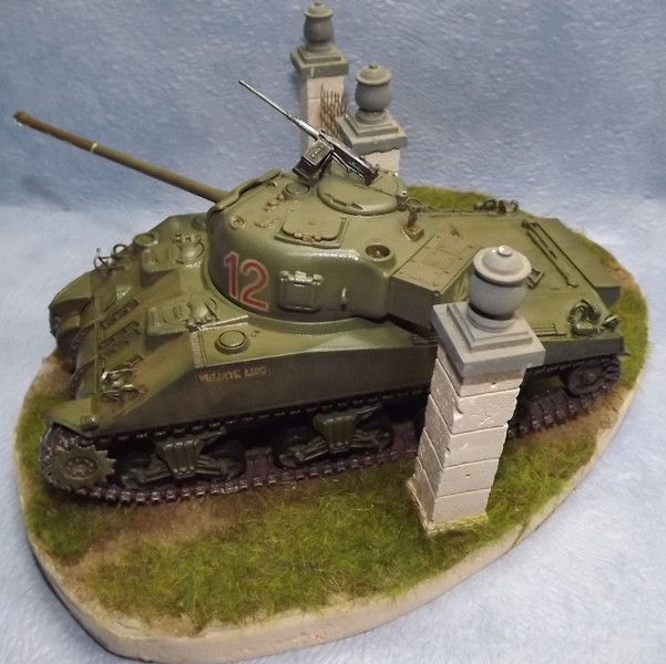 firefly VC dragon 1/35 Normandie 1944 Patine22