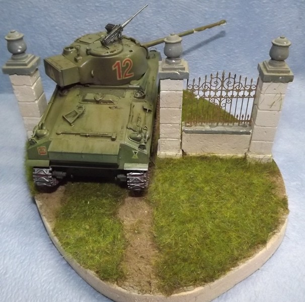 firefly VC dragon 1/35 Normandie 1944 Patine23