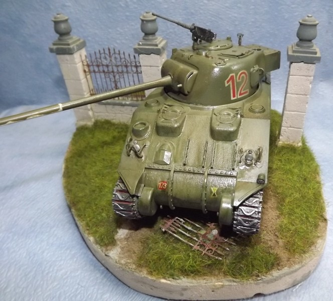 firefly VC dragon 1/35 Normandie 1944 Patine25
