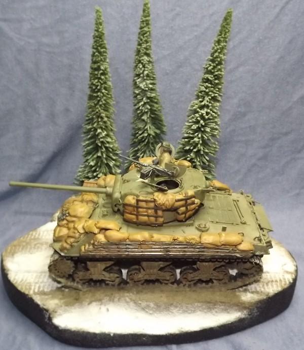 M4A3, Ardennes 1944 [DRAGON , 1/35 + ajout Legend] Patine29