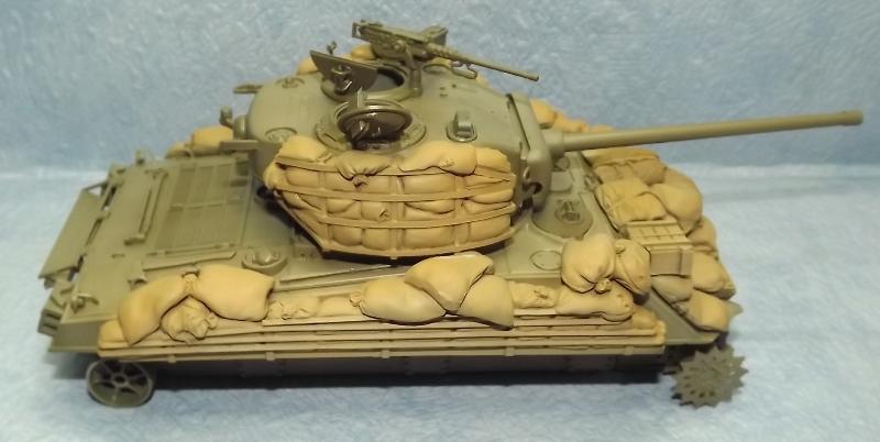 M4A3, Ardennes 1944 [DRAGON , 1/35 + ajout Legend] Peintu37