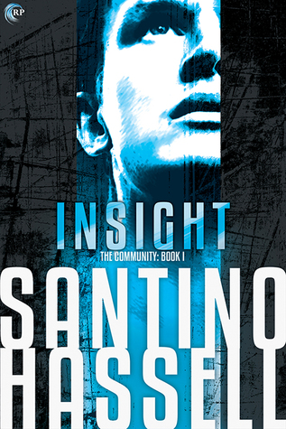 HASSELL Santino - THE COMMUNAUTY - Tome 1 : Insight 30364710