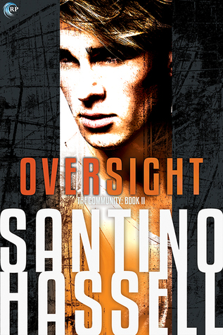 HASSELL Santino - THE COMMUNAUTY - Tome 2 : Oversight 30364810