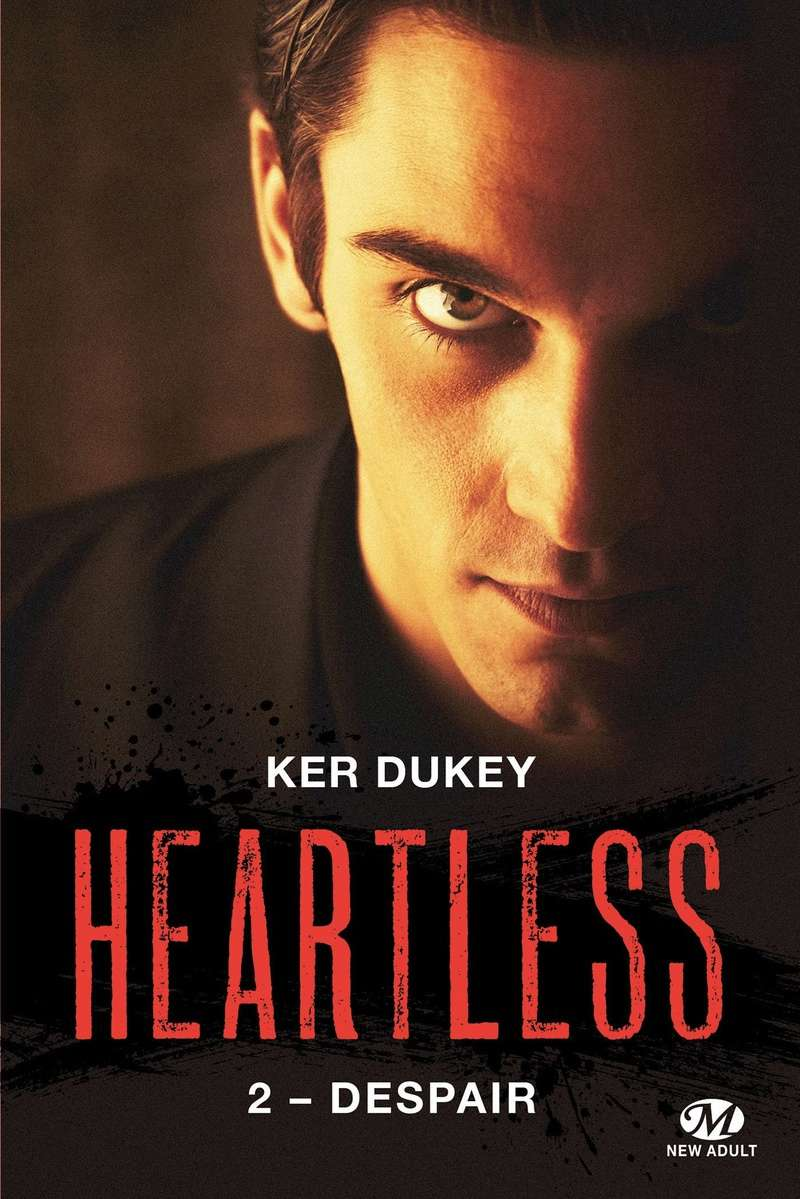 DUKEY Ker - HEARTLESS - Tome 2 : Despair 919ntt10