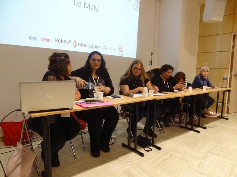 2e Festival du Roman Féminin - Paris 12-13 mai 2017 Atelie10