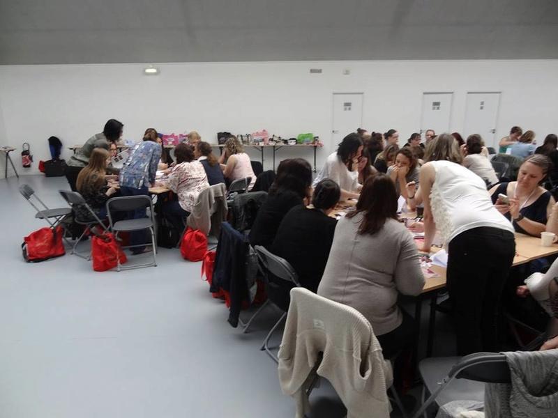 2e Festival du Roman Féminin - Paris 12-13 mai 2017 Atelie16