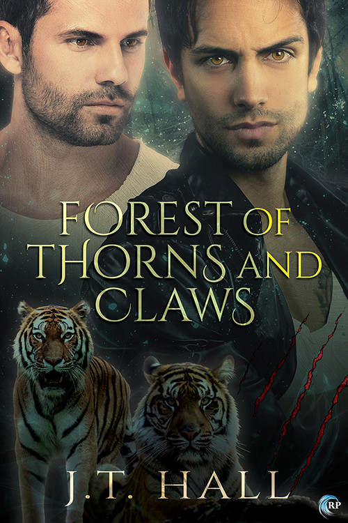 HALL JT - Forest of Thorns and Claws Forest10