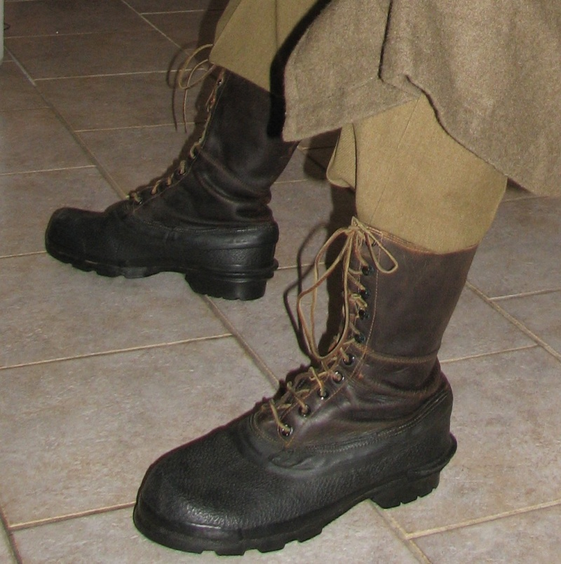 """La division au """"Cactus"""" ! (103rd Infantry Division) Shoesp11"""