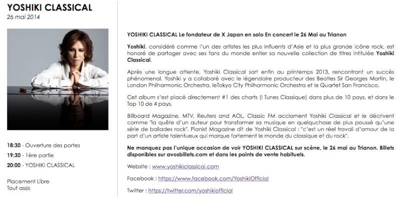 YOSHIKI au Trianon le Lundi 26 Mai 2014 Captur15