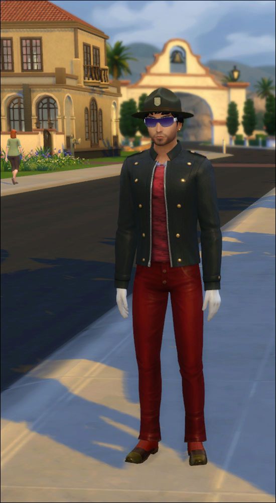 Sims Who Dressed in the Dark SIMs 4 [2014-2018] - Page 7 06-01-10