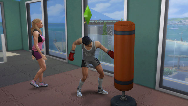 Puny to Powerful TS4Fitness Mini Challenge 06-19-14