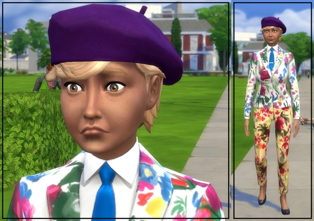 Sims Who Dressed in the Dark SIMs 4 [2014-2018] - Page 6 Dresse10