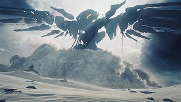 Fonds d'écran de Halo 5: Guardians (Wallpaper/Poster/Halo 5/Official/Officiel) Px6gby10