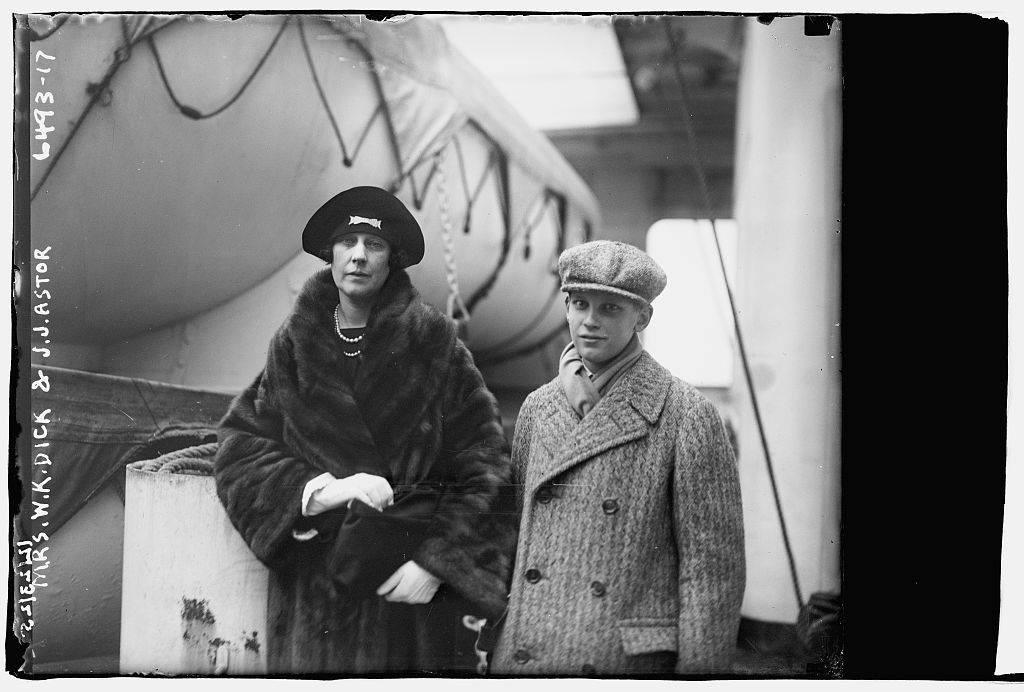 John Jacob Astor VI [fils de John Jacob Astor] Astor10