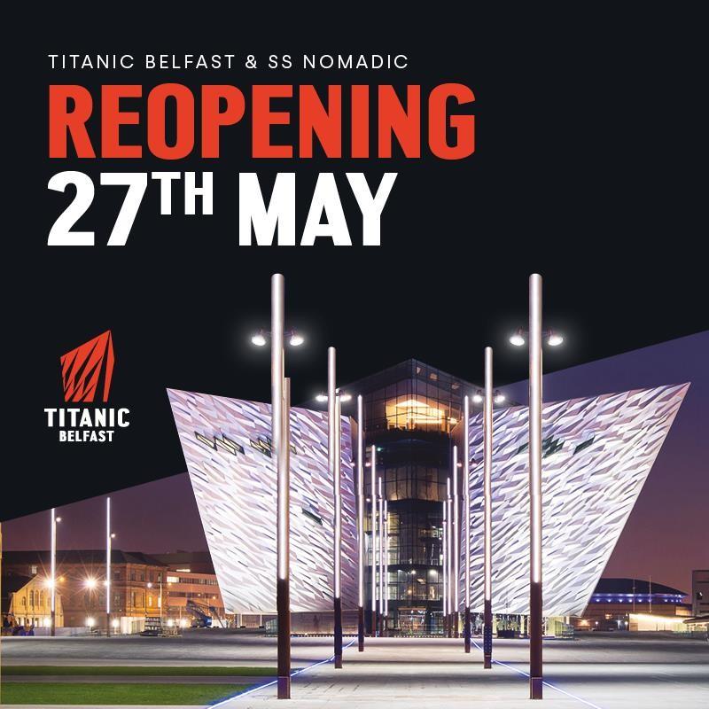Covid-19 : impact sur les sites touristiques liés au Titanic - Page 4 Belfas21