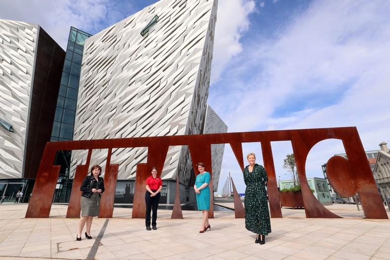 Musée Titanic Belfast  - Page 3 Belfas23