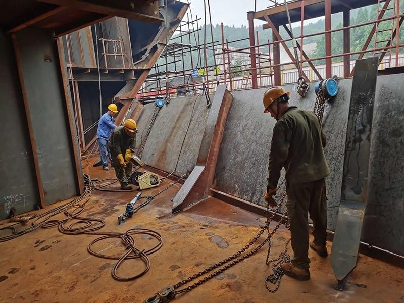 Construction d'une réplique du Titanic en Chine - Page 7 Chine212