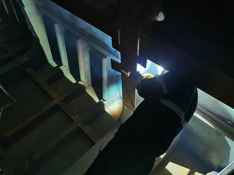 Construction d'une réplique du Titanic en Chine - Page 7 Chine216