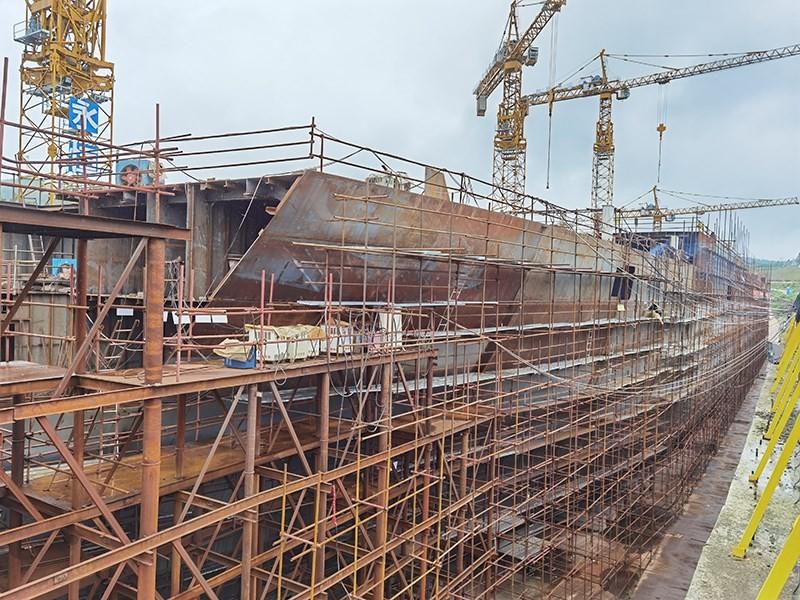 Construction d'une réplique du Titanic en Chine - Page 7 Chine218