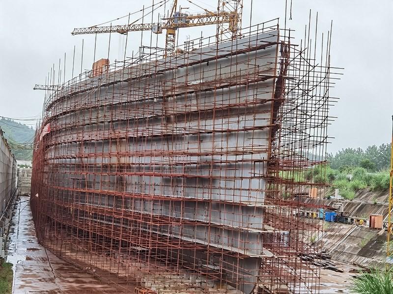 Construction d'une réplique du Titanic en Chine - Page 7 Chine219