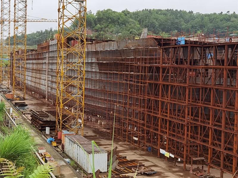 Construction d'une réplique du Titanic en Chine - Page 7 Chine311