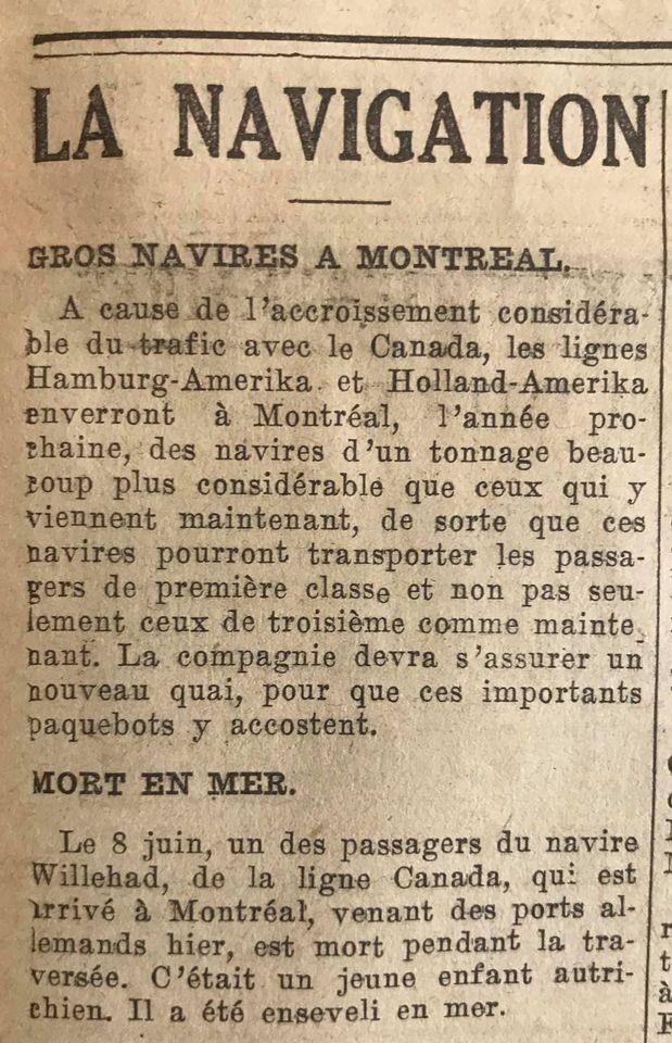 Le naufrage du Titanic fait la une des journaux - Page 11 Devoi528