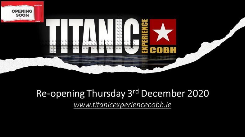 Covid-19 : impact sur les sites touristiques liés au Titanic - Page 4 Experi10