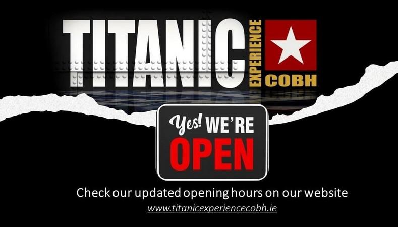 Covid-19 : impact sur les sites touristiques liés au Titanic - Page 4 Experi11