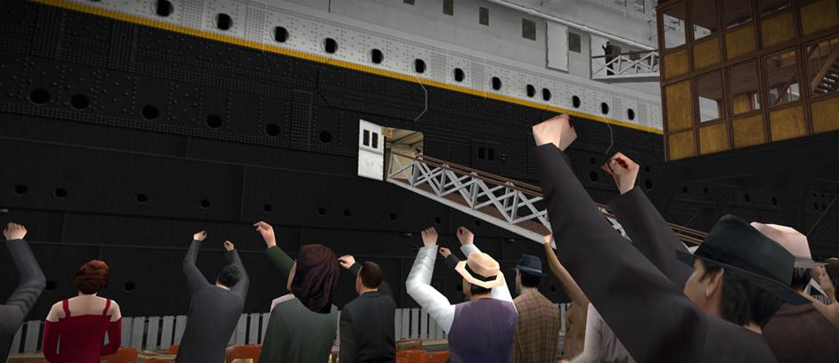 Mafia: The City of Lost Heaven [Mod Titanic disponible] Extra10