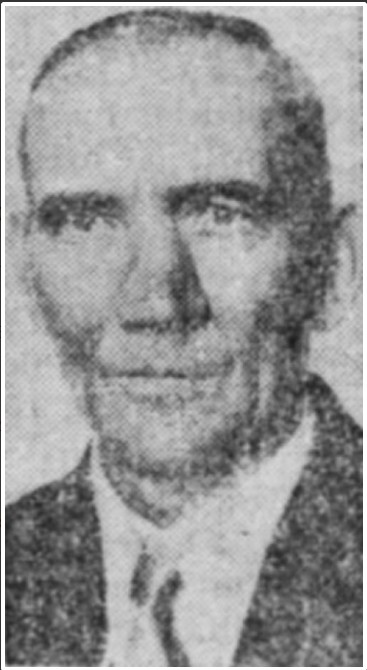 Albert Edward James Horswill [matelot qualifié] Horswi10