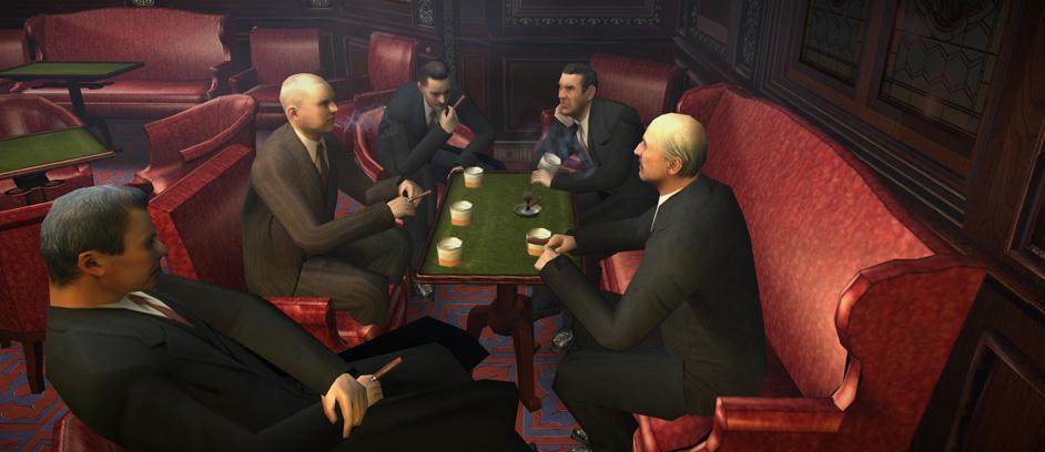 Mafia: The City of Lost Heaven [Mod Titanic disponible] Intera11