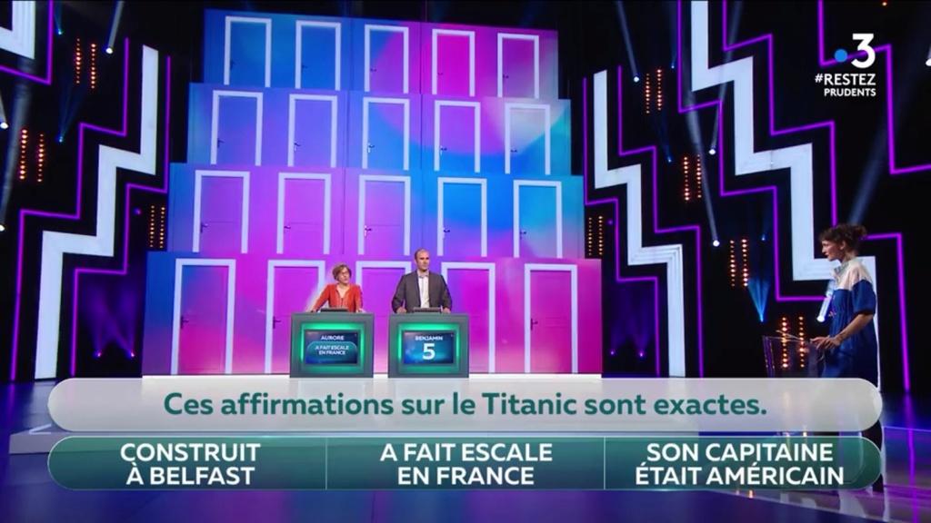 Le Titanic dans les jeux télés - Page 5 Intrus10