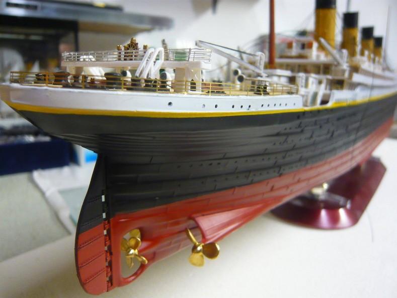 Maquette du Titanic - Page 11 Lauren13