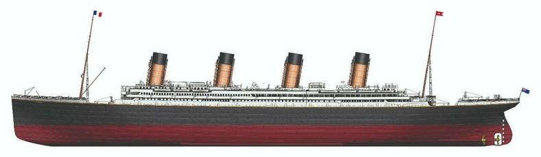 Maquette du Titanic - Page 11 Lauren14