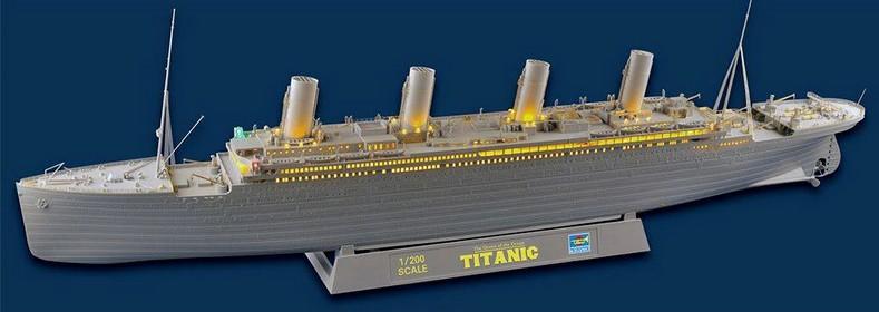 Maquette du Titanic - Page 11 Lauren15