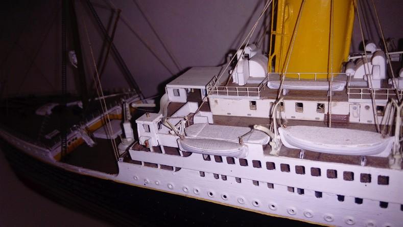 Maquette du Titanic - Page 11 Manu410