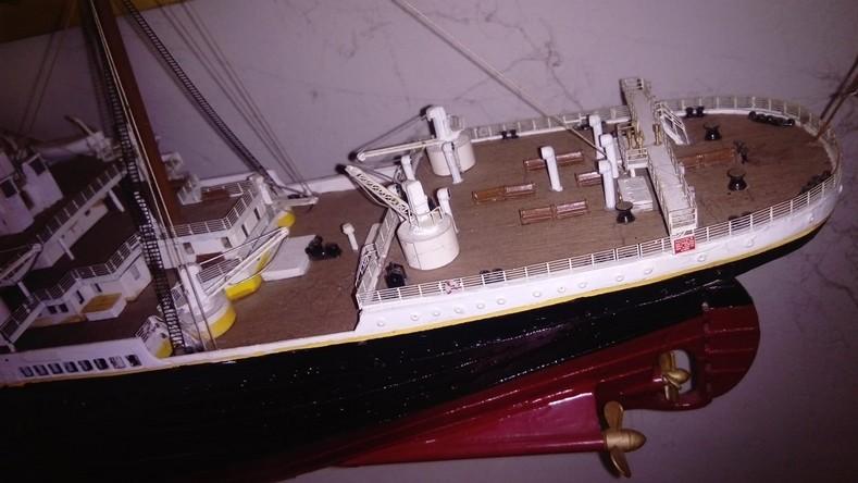 Maquette du Titanic - Page 11 Manu610