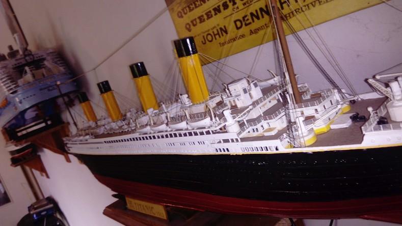 Maquette du Titanic - Page 11 Manu710