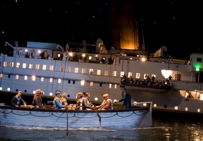 Maquette du Titanic - Page 10 Maquet10