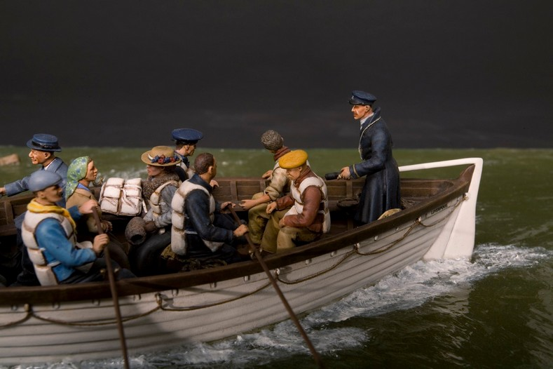 Maquette du Titanic - Page 10 Maquet11