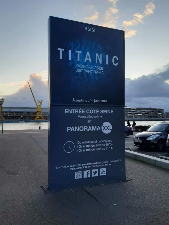 """Expo """"Titanic, les promesses de la modernité"""" by Asisi - Page 3 Panora15"""